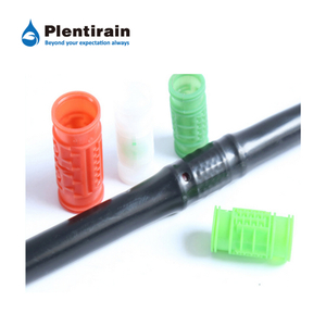 Inline drip irrigation pipe with good price list