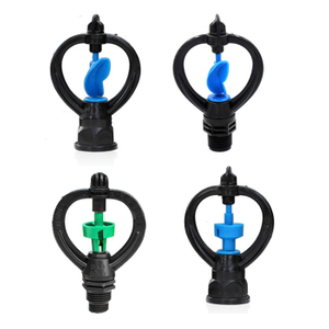 360 Garden irrigation micro butterfly sprinkler with high quality