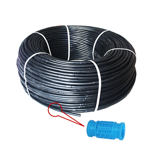 16mm flexible drip irrigation pipe made by new production line